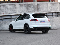 2016款 Cayenne Turbo 4.8T